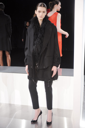 Показ Tess Giberson коллекции сезона Осень-зима 2011-2012 года prêt-à-porter - www.elle.ru - Подиум - фото 226211