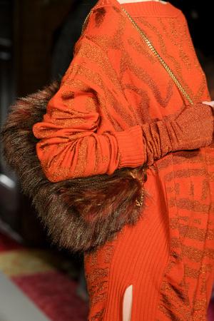 Показ Vivienne Westwood Red Label коллекции сезона Осень-зима 2012-2013 года Prêt-à-porter - www.elle.ru - Подиум - фото 357763