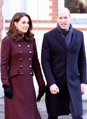 Заключительный день принца Уильяма и Кейт Миддлтон в Норвегии (фото 4)