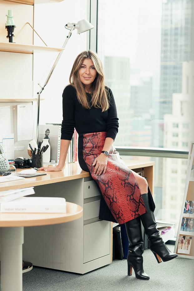 """Главный редактор ELLE USA Нина Гарсиа: """"Тренд на diversity не должен быть капризом моды"""" (фото 1)"""