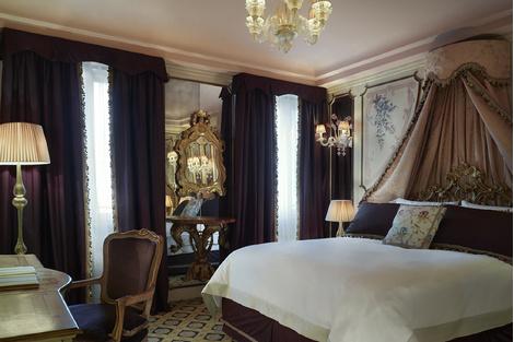 Архитектурное достояние Венеции: отель Gritti Palace | галерея [1] фото [23]