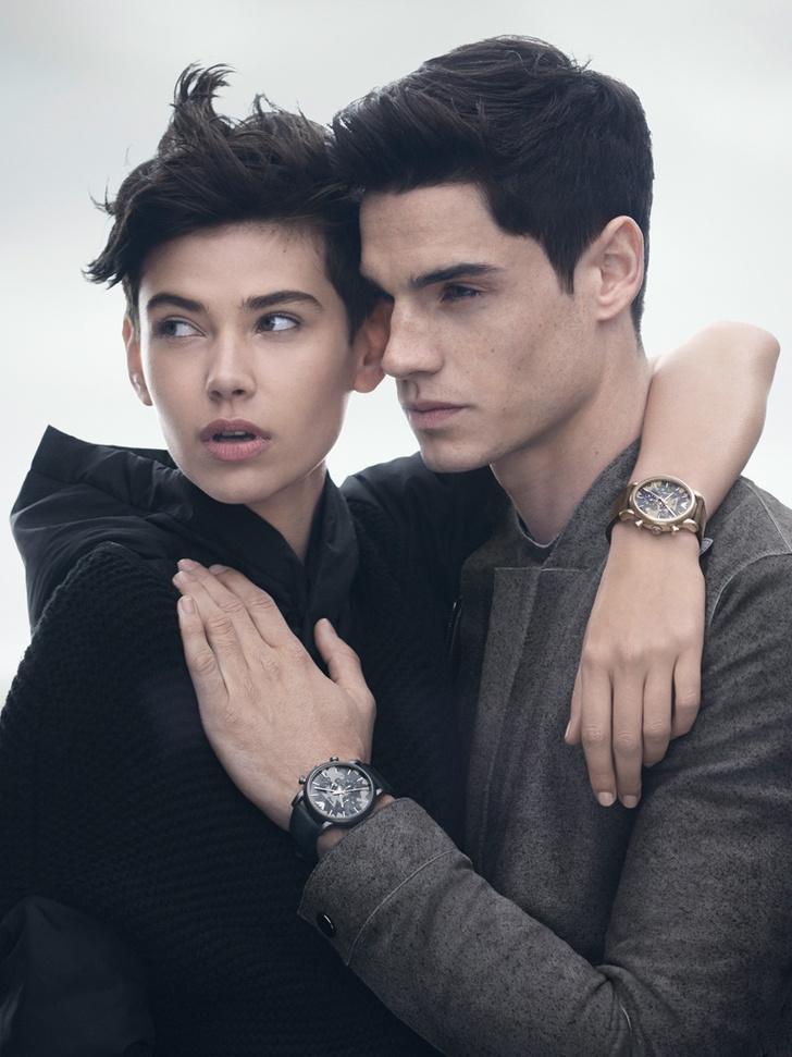 Модные часы: фото