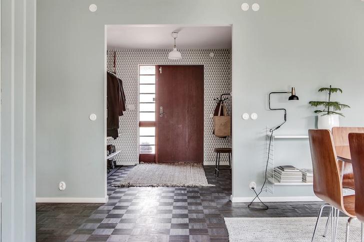100% сканди-шик: дом в шведской глубинке (фото 7)