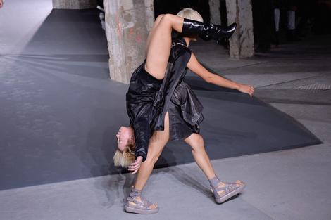 Неделя моды в Париже: день третий | галерея [3] фото [3]