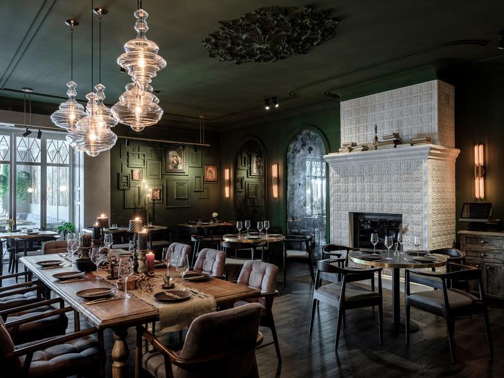"""Луч света в темном царстве: ресторан """"Гроза"""" в Костроме (фото 6)"""