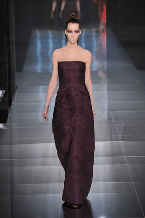 Показ Valentino коллекции сезона Весна-лето 2009 года haute couture - www.elle.ru - Подиум - фото 86976