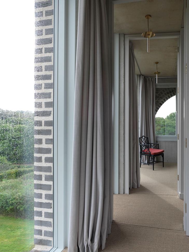 Дом архитектора Адама Ричардса в Западном Сассексе (фото 17)