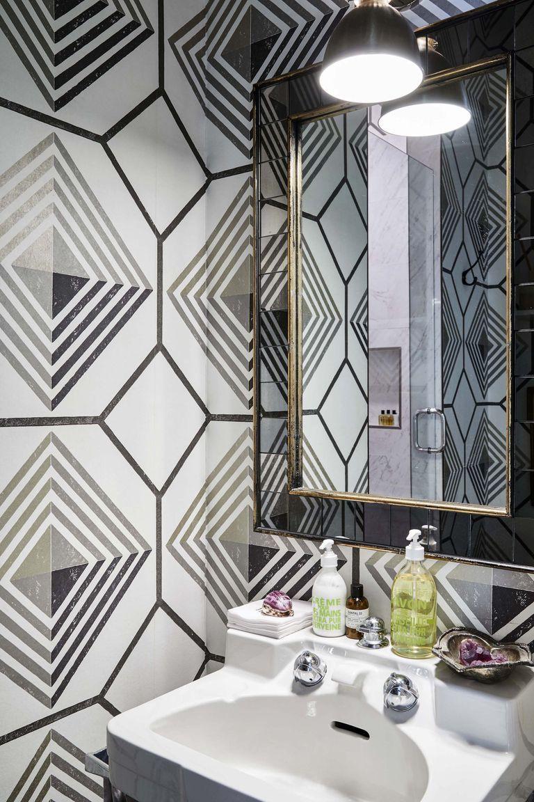 Серый цвет в ванной комнате: 20+ примеров и решений (галерея 1, фото 2)