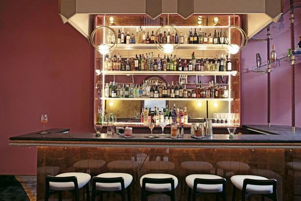 Experimental Cocktail Club: бар по дизайну Кристины Челестино (фото 0)