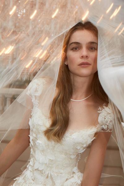 Wedding time: свадебные коллекции 2019 в стиле ретро (галерея 3, фото 22)