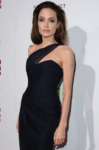 Анджелина Джоли, 2011 г. фото