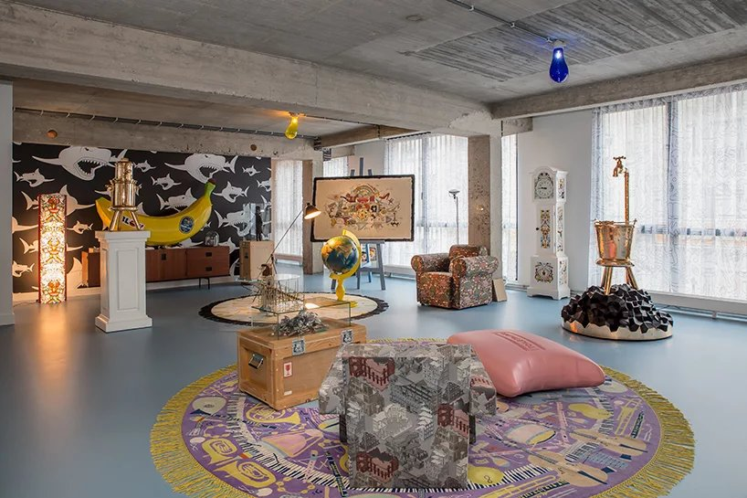 Studio Job обновила интерьеры своего офиса в Антверпене (галерея 4, фото 3)
