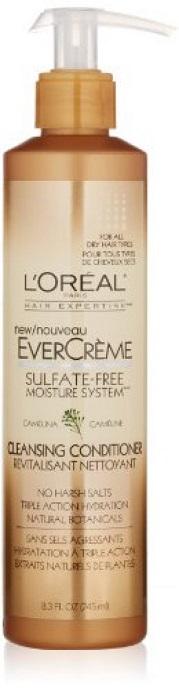 EverCrème Sulfate-Free Moisture System™ Cleansing Conditioner от L'Oréal Paris