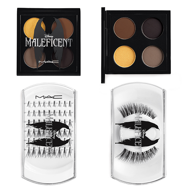 Коллекция макияжа «Maleficent» от M.A.C