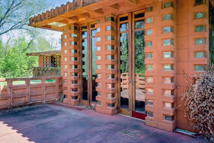В Сент-Луисе продается дом по проекту Фрэнка Ллойда Райта (фото 2)