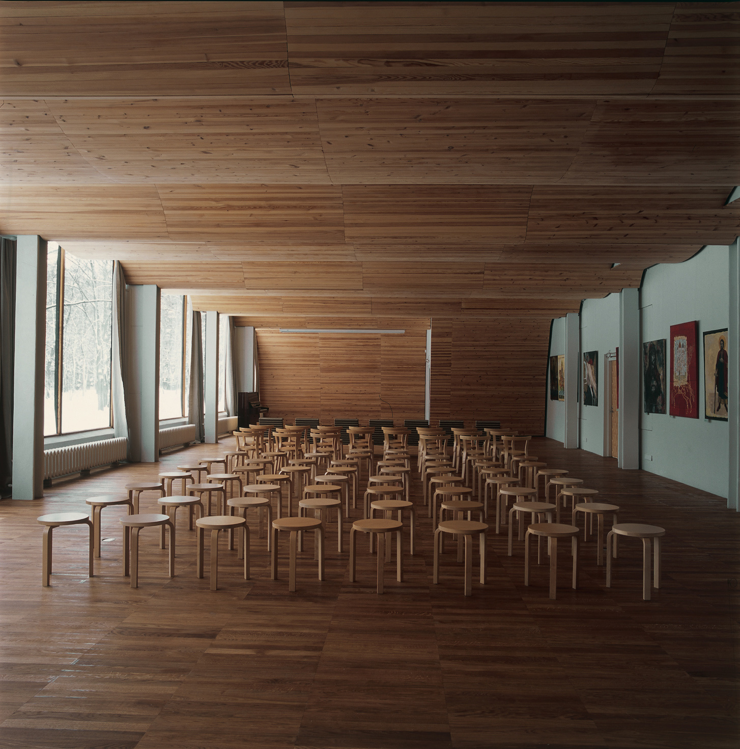 История дизайна: Айно и Алвар Аалто (галерея 13, фото 1)