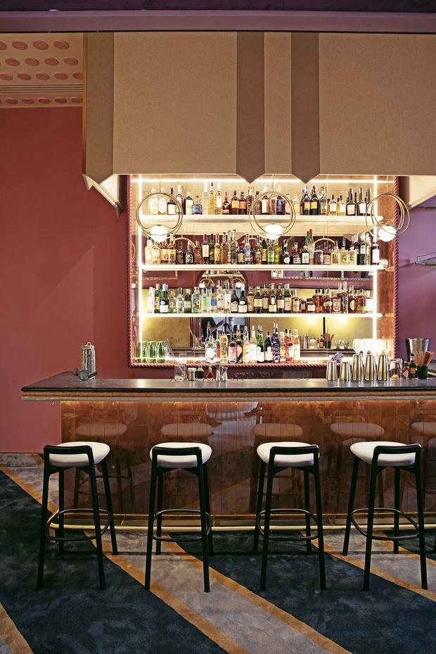 Experimental Cocktail Club: бар по дизайну Кристины Челестино (фото 8)