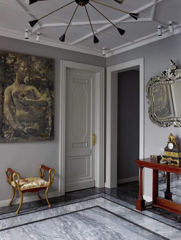 Династия: квартира Александры Вертинской (фото 18)