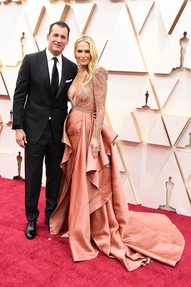 Самые эффектные звездные пары церемонии «Оскар-2020» (фото 13)