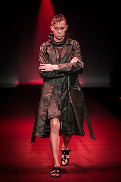 Молодые дизайнеры на Неделе моды в Москве | галерея [3] фото [2]