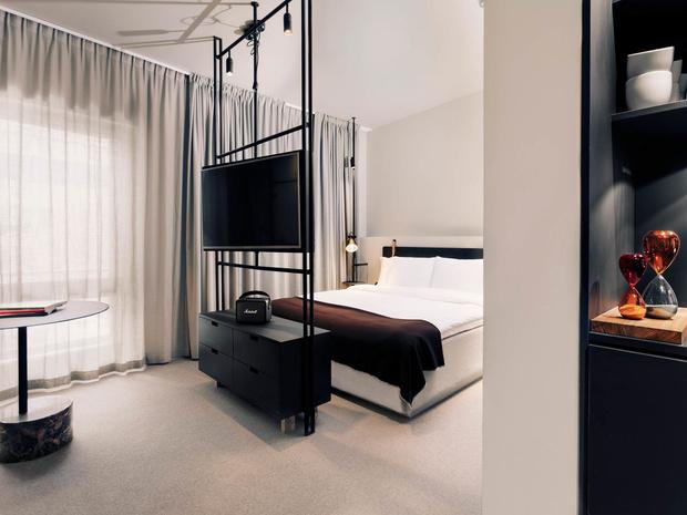 Blique by Nobis: отель по проекту Герта Вингорда в Стокгольме (фото 10)