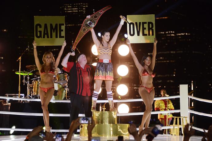 Кети Перри на MTV Video Music Awards