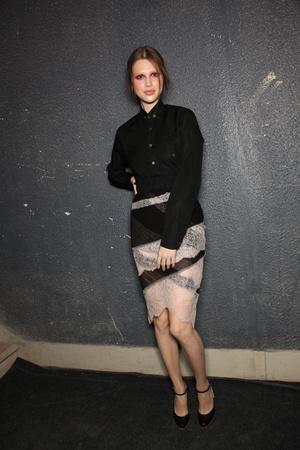 Показ Nina Ricci коллекции сезона Весна-лето 2011 года Prêt-à-porter - www.elle.ru - Подиум - фото 189757