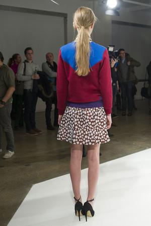 Показы мод Ostwald Helgason Осень-зима 2013-2014 | Подиум на ELLE - Подиум - фото 876