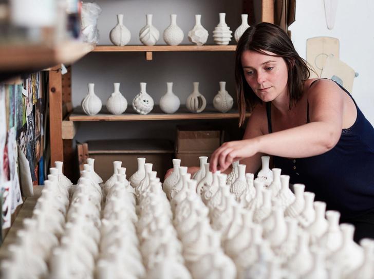 100 дней и 100 ваз: керамика от Анны Уайтхаус (фото 5)