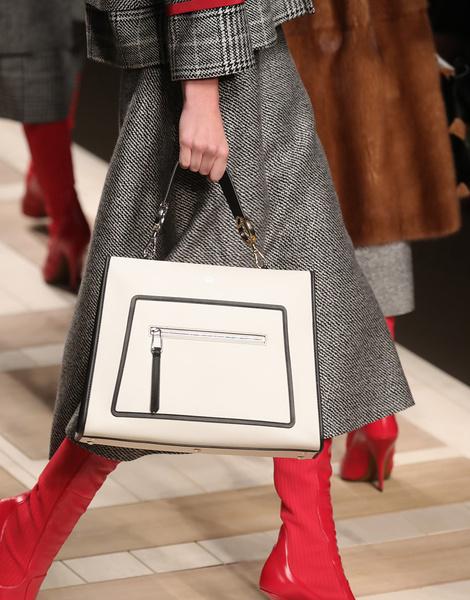 Итоги Недель моды: лучшие сумки | галерея [1] фото [3]