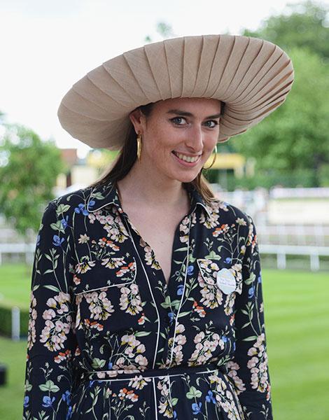 Королевские скачки в Аскоте: парад шляп | галерея [1] фото [22]