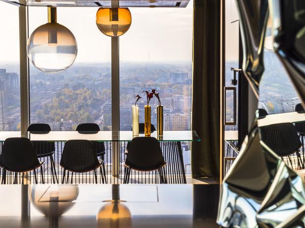 Квартира 120 м² в знаменитом варшавском небоскребе «Злота 44» (фото 3.1)