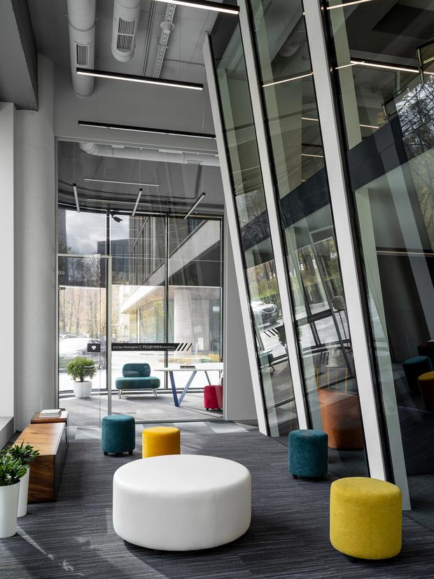 Яркий офис архитектурного бюро Proektor (фото 9)