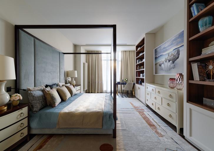 Светлая квартира 140 м² для семьи перфекционистов (фото 9)