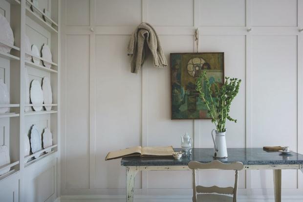 Красим стены: 10 неочевидных идей для маленьких квартир (фото 27)