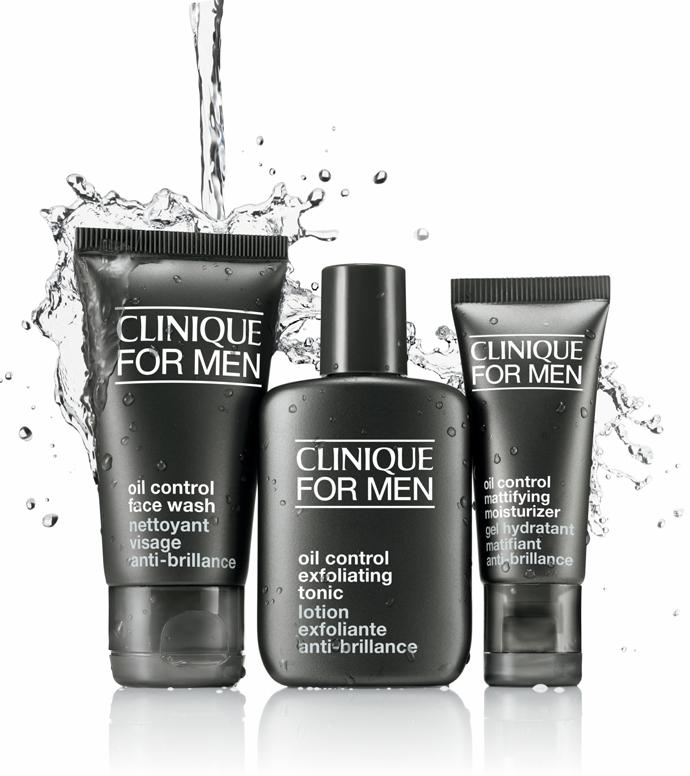 Clinique представили новую мужскую линию по уходу за кожей