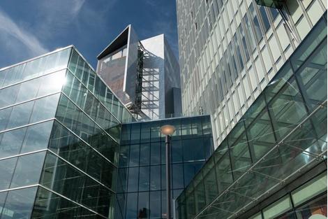"""""""Кунцево Плаза"""" – новый торговый центр по проекту американских архитекторов   галерея [1] фото [2]"""