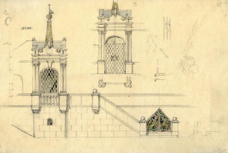 До 6 декабря в МУАРе проходит выставка «Итальянские постройки Алексея Щусева» фото [3]