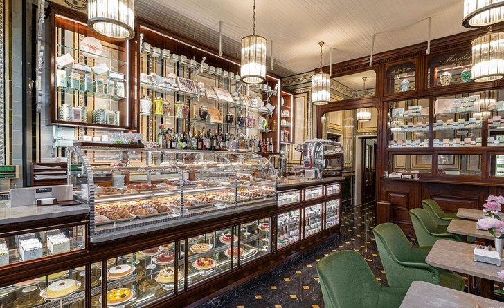 Кондитерская Marchesi 1824 открылась в Лондоне (фото 7)