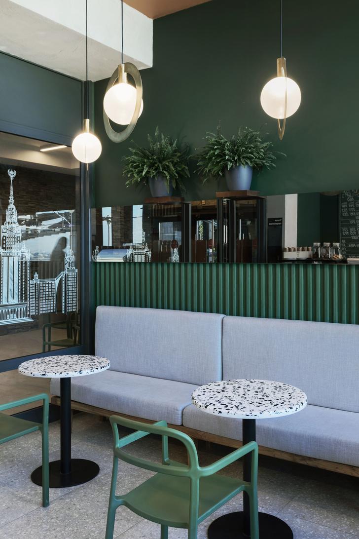 Зеленый свет: кофейня на Воробьевых горах (фото 10)