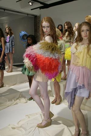 Показы мод Chris Benz Весна-лето 2010 | Подиум на ELLE - Подиум - фото 3080