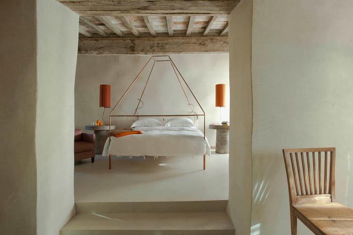 Monteverdi Hotel: бутик-отель в старинной тосканской глубинке (фото 14)