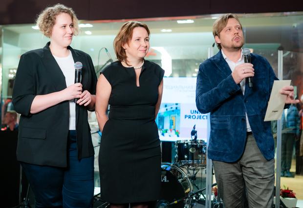 VI церемония награждения победителей  Премии ELLE DECORATION «Выбор года» (фото 39)