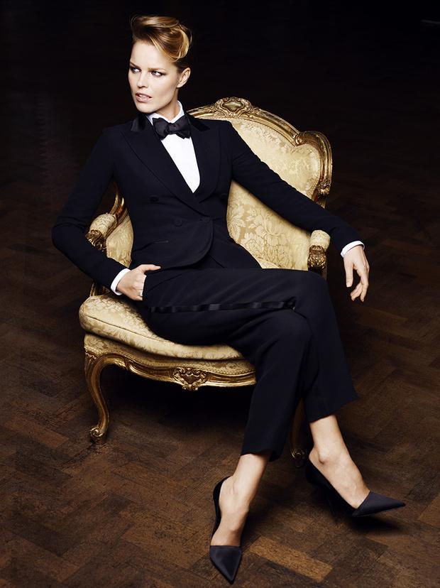 Ева Герцигова (41 год) — лицо линии антивозрастных средств для лица Capture Totale, Dior