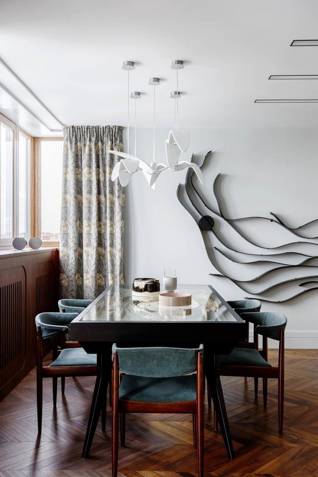 Песня лета: квартира в Сергиевом Посаде 138 м² (фото 3)