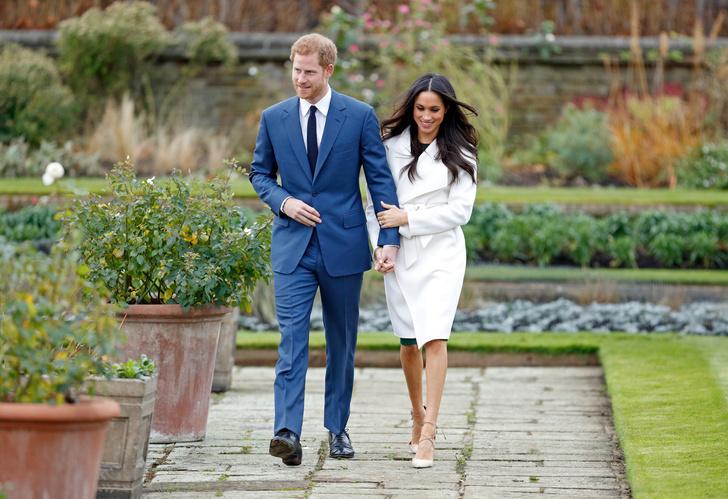 Первое совместное интервью принца Гарри и Меган Маркл (фото 5)