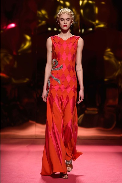 Показ Schiaparelli Haute Couture | галерея [1] фото [1]