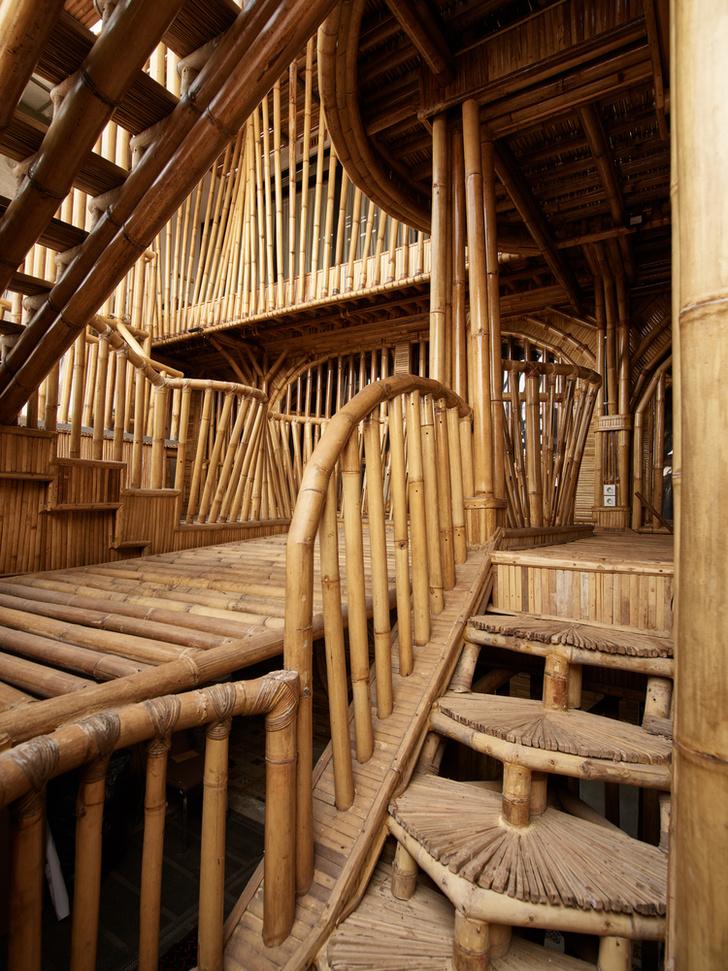 Многофункциональный комплекс Guha в Индонезии (фото 8)