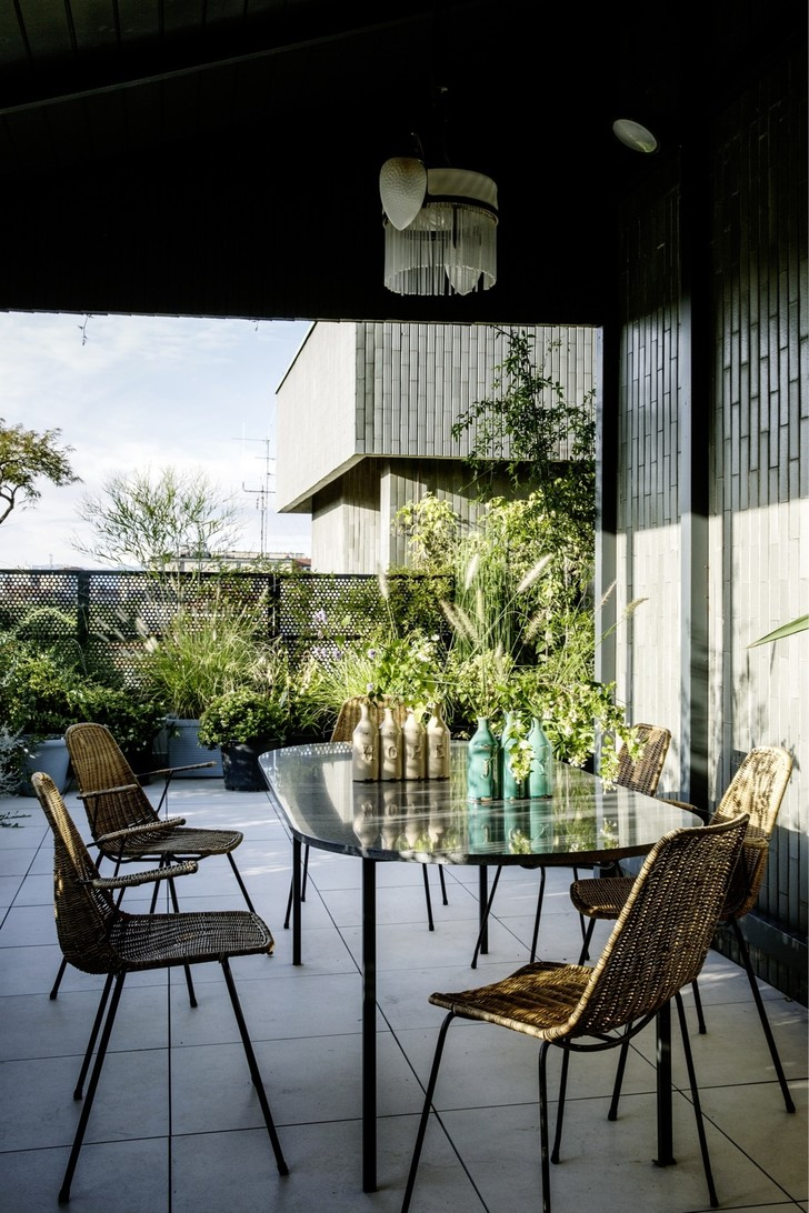 Дом в Милане с террасой (фото 0)