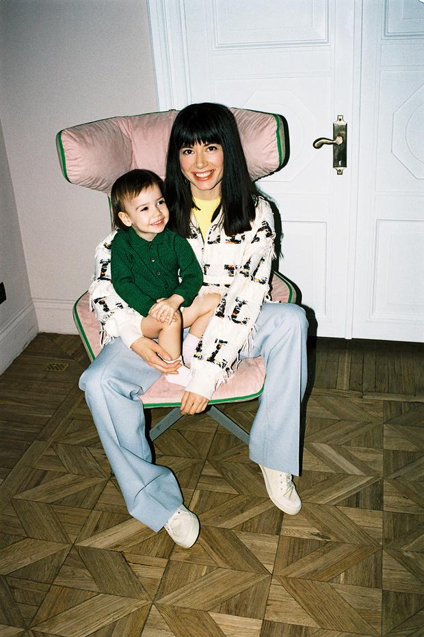 Блогер Оля Малышева — о том, как сочетать собственный бизнес и материнство (фото 11)